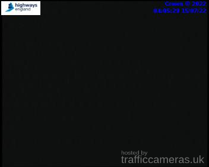 Latest CCTV Camera Feeds from the M3 Motorway - Traffic Cameras UK