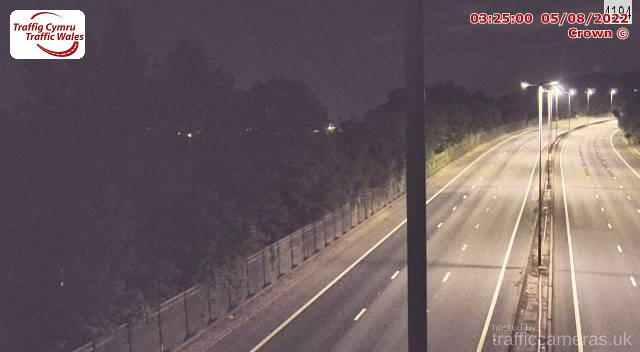M4 - J24 - 25 Christchurch East