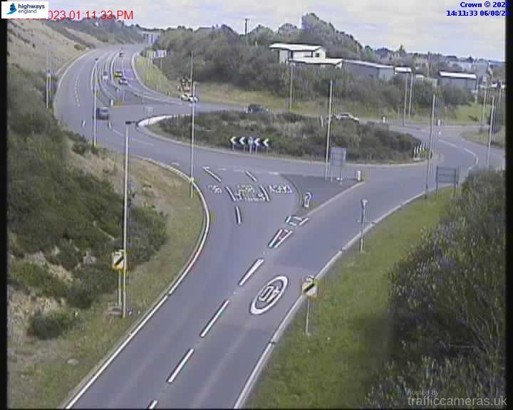 Highways England A38 Doublebois-Dobwalls