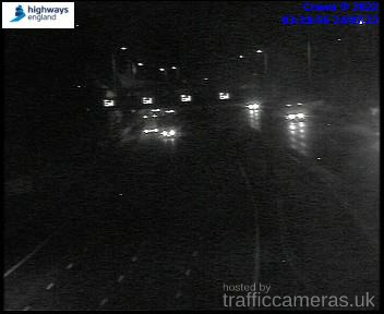 M6 302/4A J21 THELWALL