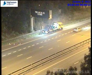 M60 41/1A J22 OLDHAM RD