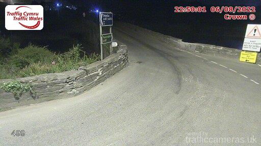 A487 - Dyfi Bridge
