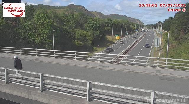 A55 - J18 - 17 Conwy Tunnel West P (E)